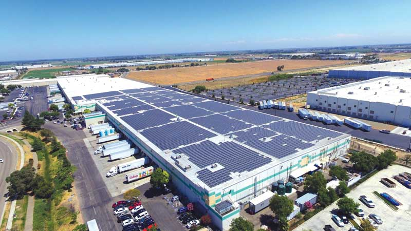 Taylor Farms Completes Its Largest Solar Installation To Date