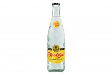 Topo Chico Sparkling Mineral Water Joins Coca-Cola's Portfolio