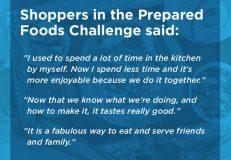 Tyson Velocity Prepared Foods Challenge quotes