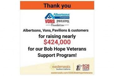 Vons Foundation Raises More Than $400K For Veterans Program