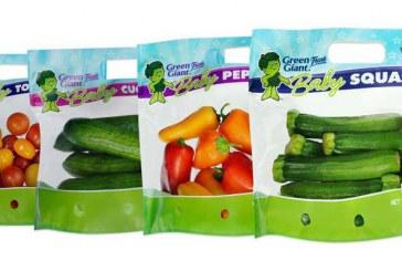 Robinson Fresh, Green Giant Fresh Debut Baby Vegetables Line