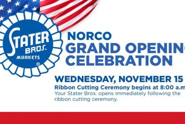 Stater Bros. Opens New Location In Norco, California