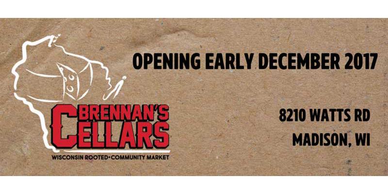 Brennan's Cellars To Open In Former Brennan's Market Location