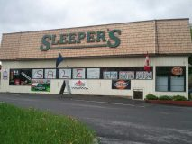 The current Sleeper's store.