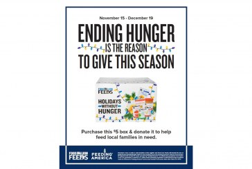 Food Lion Celebrates '#GivingTuesday' With $30,000 Donation