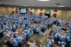 Through its Guinness World Record title win, Food Lion achieved bringing awareness to Hunger Action Month while donating the lunches to local food banks.
