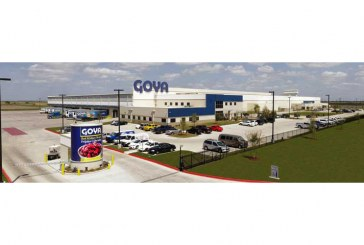 Goya Foods Expanding Distribution Facility In Texas