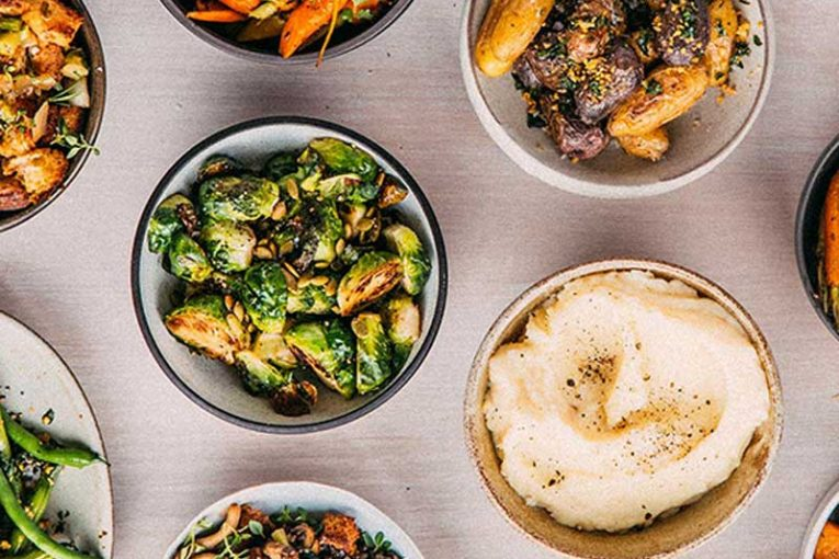 Whole Foods holiday sides