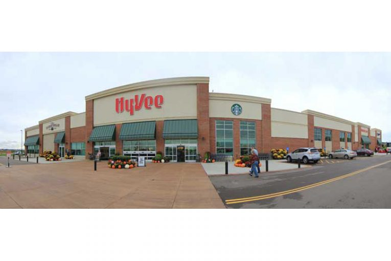 Hy-Vee storefront