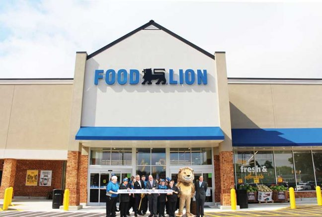 Southeast Woman Executive Of The Year Meg Ham & Food Lion's 60th Anniversary