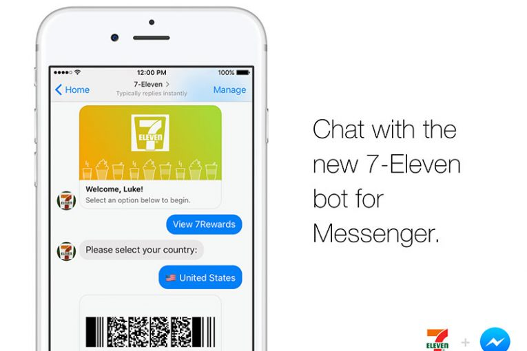 chatbot 7-Eleven