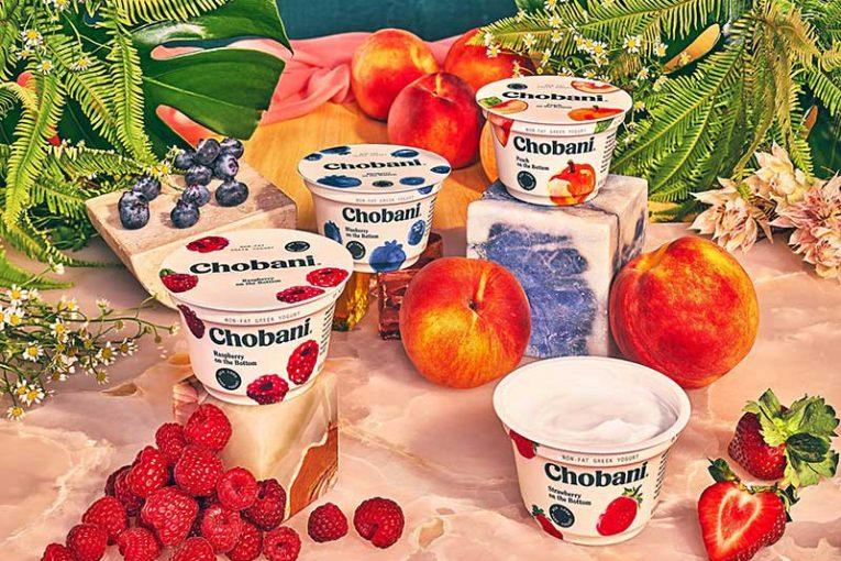 Chobani new branding