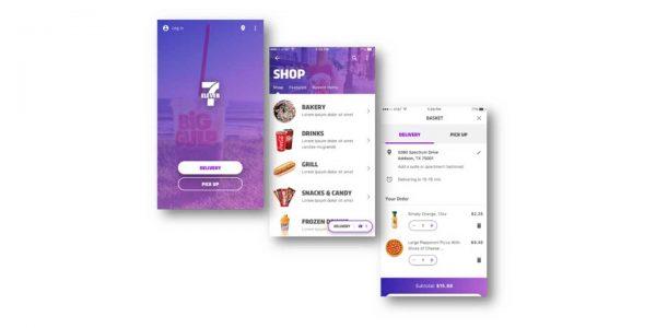 7-ElevenNOW app