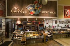 The Chicken Kitchen offers rotisserie chicken, fried chicken, sides, desserts and more.
