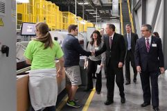 McLane Opens $150M Ohio DC Featuring Robots, Artificial Intelligence