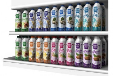 Tetra Evero, 'World's First' Aseptic Carton Bottle, Makes U.S. Debut