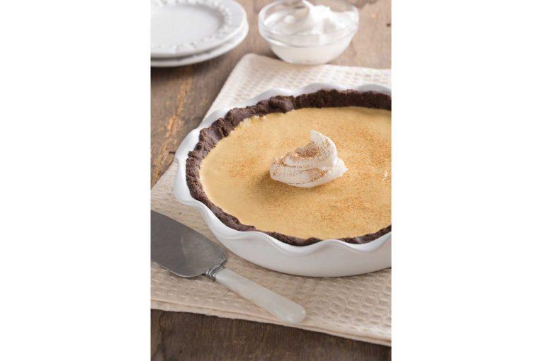 ShopRite's no-bake pumpkin pie.