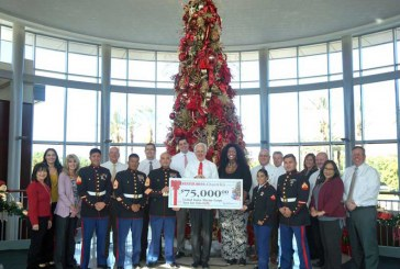 Stater Bros. Charities Donates $75K To Toys For Tots Program