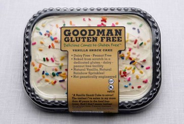Goodman Gluten Free Expands Distribution To Shaw's And Star Market