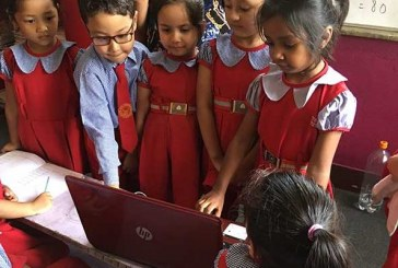 Nepal Village School Gets Computer Thanks To VERC Enterprises Donation