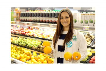 ShopRite Expands Children's In-Store Free Fruit Program