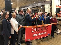 Market Street Grand Opening, Frisco, Texas, Jan. 26