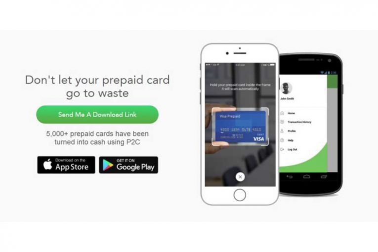 new prepaid2cash app can scan and cash out prepaid cards - Prepaid Cards Near Me