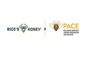 Rice's Honey Joins Forces With PACE To Promote Pollinator Awareness