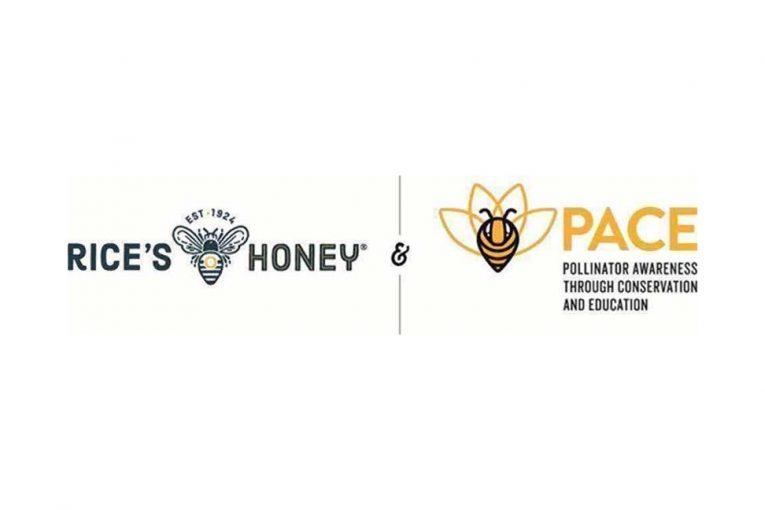 Rice's Honey and PACE logos