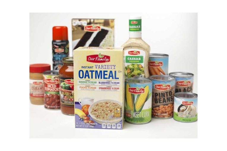 SpartanNash Our Family products