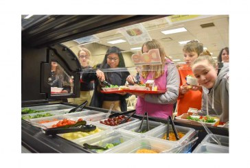 Marc's Stores And Dole Donate Salad Bar To Cleveland-Area School