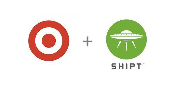 Target and Shipt logos