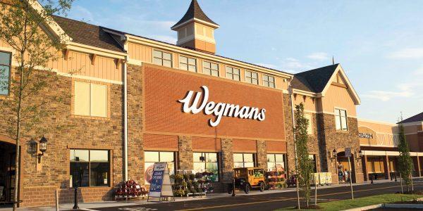A Wegmans store front