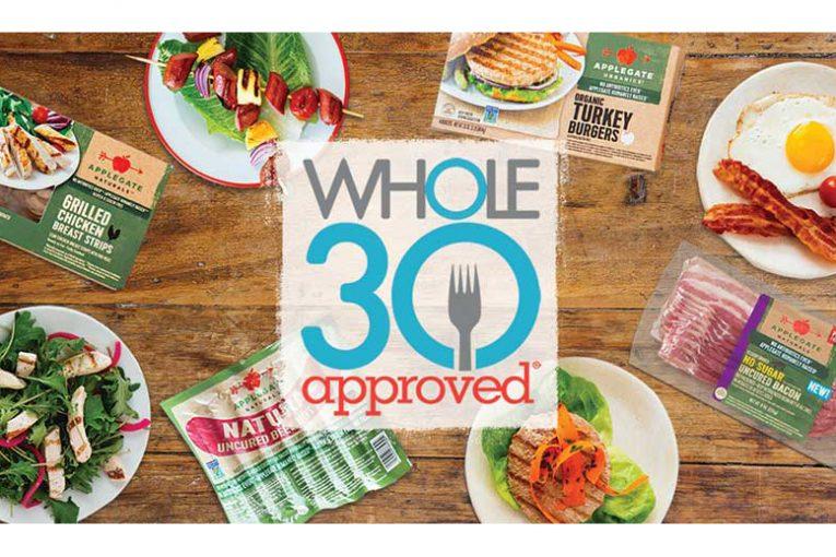 applegate meats partnering with whole30 diet brand. Black Bedroom Furniture Sets. Home Design Ideas