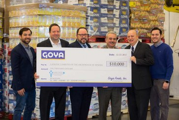 Goya Donates Products And $10K To Charities During Holidays