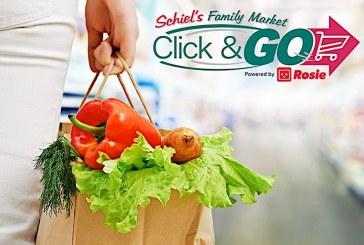 Schiel's Family Market Launches Click & Go Program
