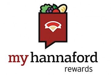 New Hannaford Loyalty Program Rewards Store Brand Purchases