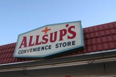 Allsup's store front