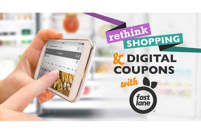 Fast Lane shopping promo