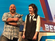 2018 National Grocers Association Best Bagger Championship, Las Vegas, Feb. 12
