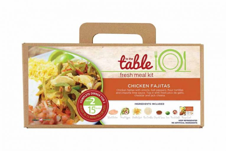 A To the Table meal kit