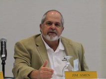Panelist Jim Amen, Super A.