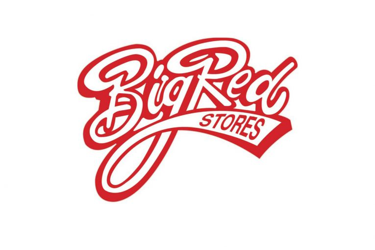 Big Red Stores logo