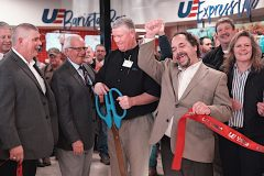 United Express Opening, Wolfforth, Texas, Jan. 31