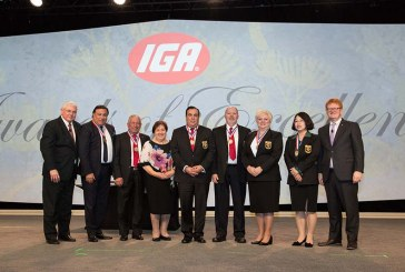 IGA Names Its International Retailers Of The Year, Presents New Awards