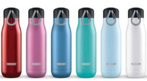 Zoku LLC, Vacuum Insulated Stainless Steel Bottle