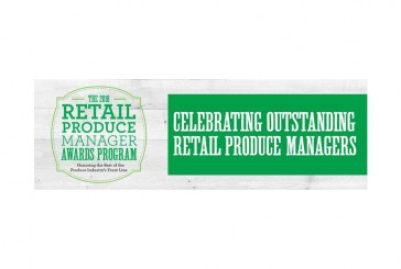 United Fresh Names 25 Retail Produce Manager Award Honorees