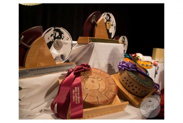 V&V Supremo Mexican Cheese Sweeps World Championship Awards