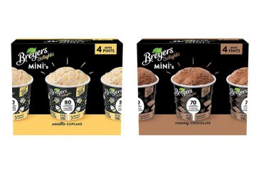 Breyers Delights Ice Cream Now Available In Single-Serve Cups