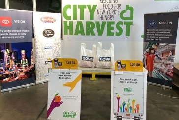 Key Food, Goya Unite On 40K-Lb. Food Donation To City Harvest